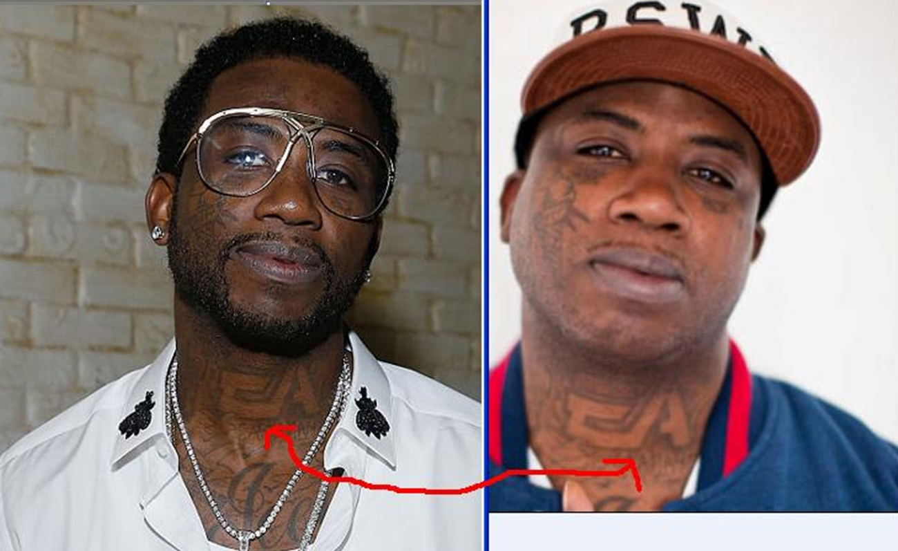 Gucci Mane exposed. Replaced by other fake Gucci Mane ...