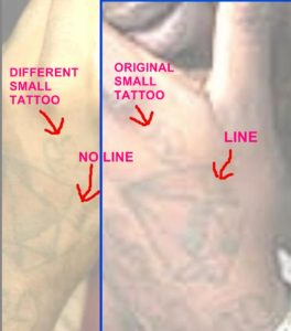 proof for gucci mane clone, gucci mane imposter, fake gucci mane, facts, wizop, guwop.