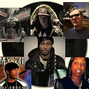 hip hop artists, rappers